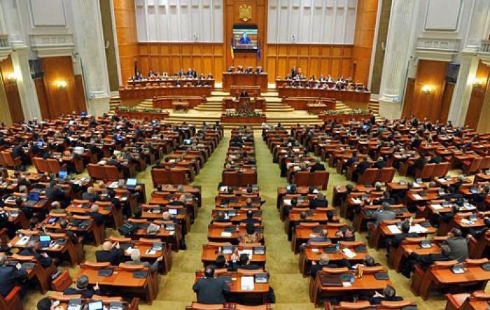 Parlamentul României, un teatru de păpuși