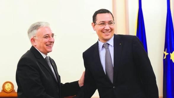 Isărescu: România are nevoie de dublarea creşterii economice, dar cu inflaţie şi deficit de numai 2%