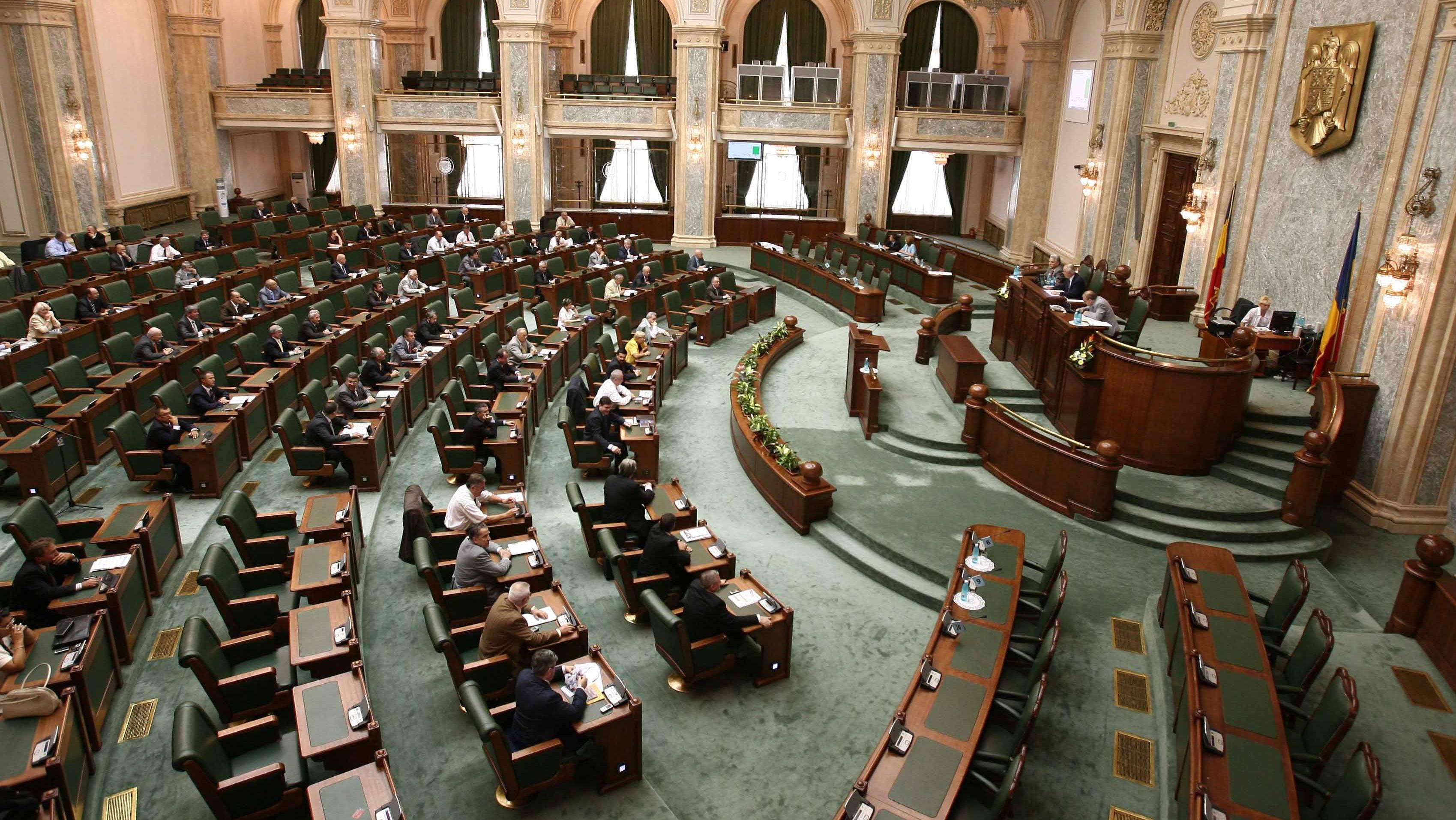 Legea amnistierii şi graţierii unor pedepse de până la 7 ani, adoptată în Comisia juridică