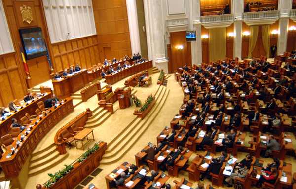 Legea lobby-ului a fost adoptată în Comisia Juridică. Astăzi are loc votul în Camera Deputaţilor