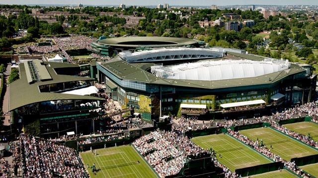 Măsuri sporite de securitate la turneul de la Wimbledon