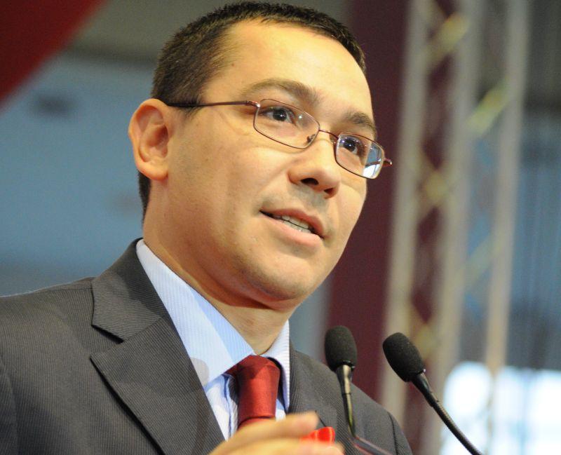 Ponta, despre candidatură: Le-am spus colegilor că dacă există sprijinul lor, sunt pregătit