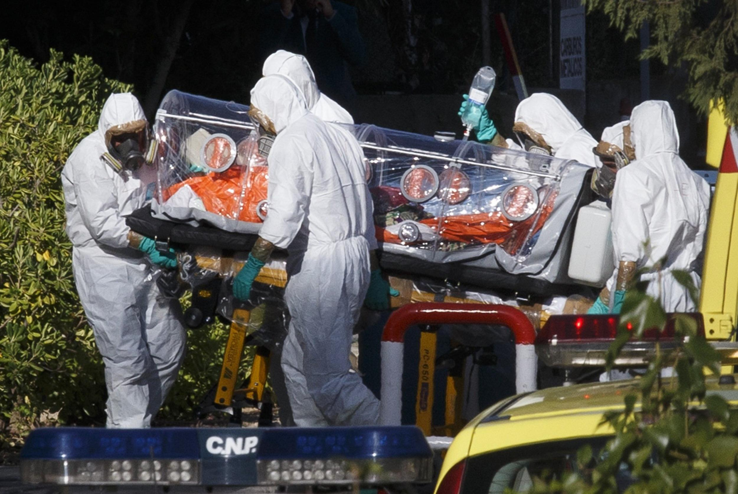 A reapărut temutul virus Ebola