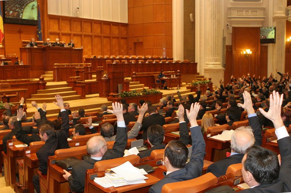 UPDATE Strategia Națională de Apărare a Țării a fost votată la limită