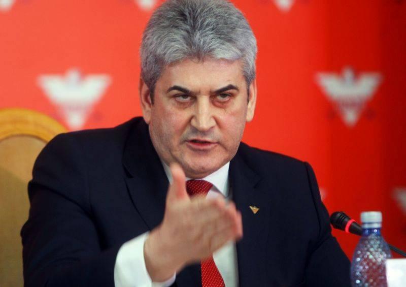 Apelul lui Gabriel Oprea către partide pe tema Codului Fiscal