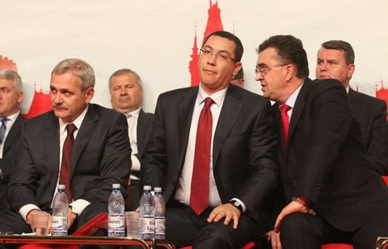 Apelul disperat al baronilor PSD către Victor Ponta