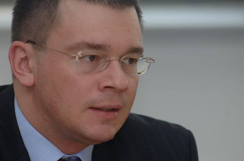 Mihai Răzvan Ungureanu, propus de Klaus Iohannis pentru șefia SIE