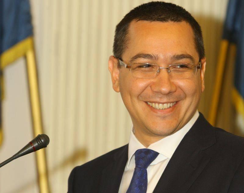 PSD vrea demonstrație de putere pentru Ponta