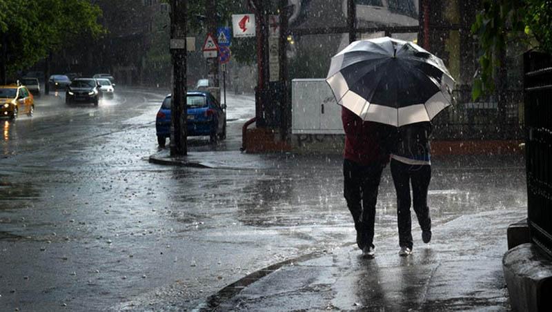 COD GALBEN de ploi în aproape toată ţara