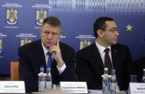 Cine a pus gand rau salariilor lui Iohannis si Ponta