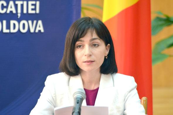 UPDATE. Maia Sandu este noul premier al Republicii Moldova. Anunțul a fost făcut de Igor Dodon pe Facebook