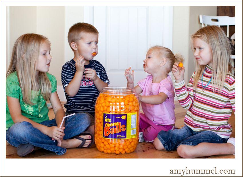 Cât de sănătos este să le dăm copiilor pufuleți