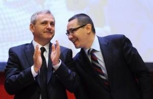 Dragnea vrea ca PSD sa-l uite pe Ponta
