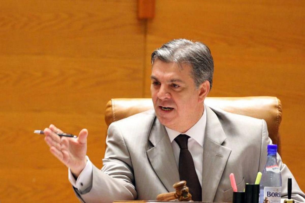 Zgonea vorbește cu franchețe despre șefii lui penali