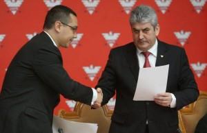 Cu cine ar putea ramane Victor Ponta dupa divorțul dintre PSD si UNPR