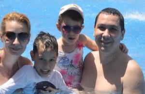 Victor Ponta se trateaza sub soarele din Miami