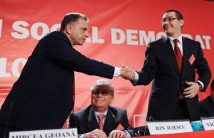 PSD sarbatoreste 25 de ani de existența cu mineri sinucideri si premieri penali