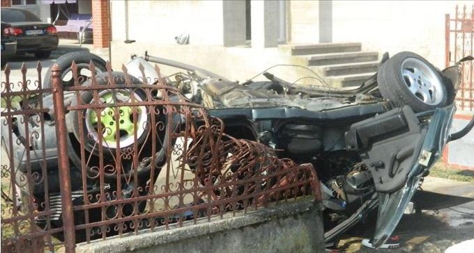 6 morți într-un accident teribil în Satu Mare