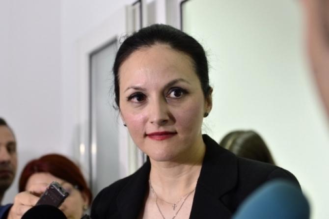 Alina Bica a fost reținută în Italia