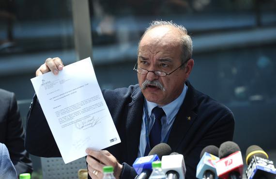 Directorul ROMATSA Ion Aurel Stanciu a demisionat