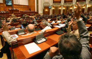 Parlamentarii se zbat pentru pensiile speciale ale alesilor locali