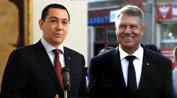 Ce le-au urat elevilor Iohannis și Ponta în prima zi de școală