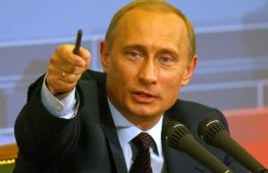 Vladimir Putin amenința Romania