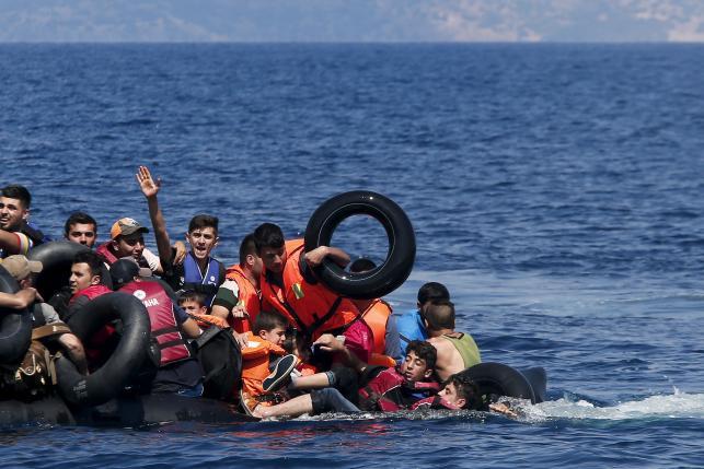 CAZUL AYLAN SE REPETĂ. O fetiță siriană de cinci ani s-a înecat