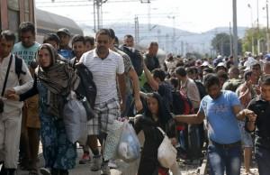 CRIZA IMIGRANȚILOR Cat de real este pericolul infiltrarii teroristilor printre refugiați