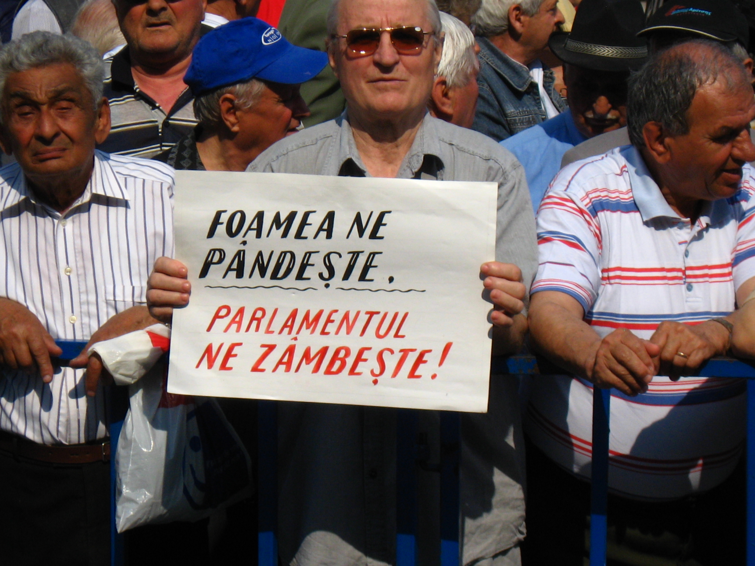 Aleșii au planuri mari pentru pensionari