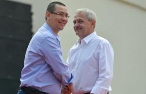 Cum se joaca Dragnea cu Ponta
