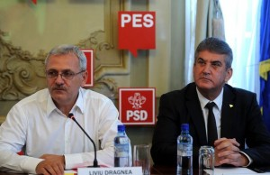 PSD si UNPR au reinceput sa cante pe aceeasi voce