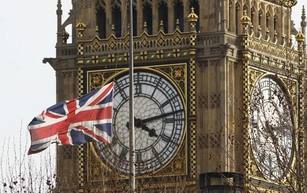Marea Britanie organizează alegerile pentru PE pe 23 mai
