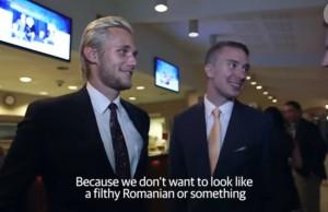 VIDEO Cum au ajuns romanii «jegosi» pentru suedezi