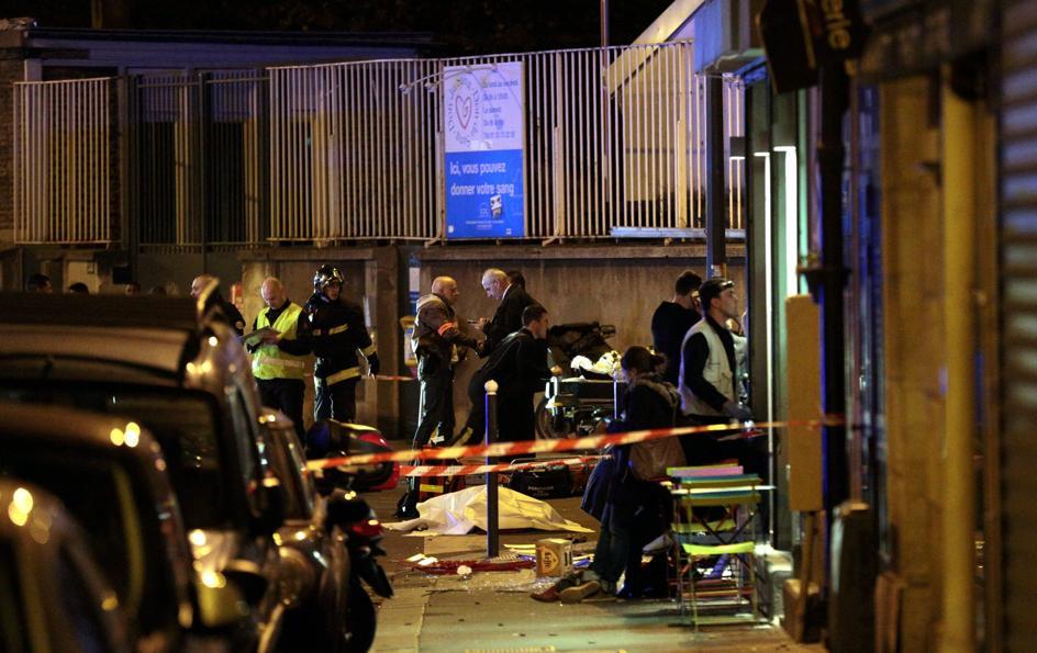 ALERTĂ LA PARIS. «Cu ce substanță au fost drogați atacatorii»