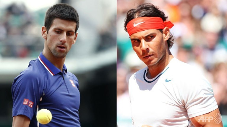 Semifinala greilor la Turneul Campionilor: Djokovic - Nadal, câştigătorul Grupei Ilie Năstase