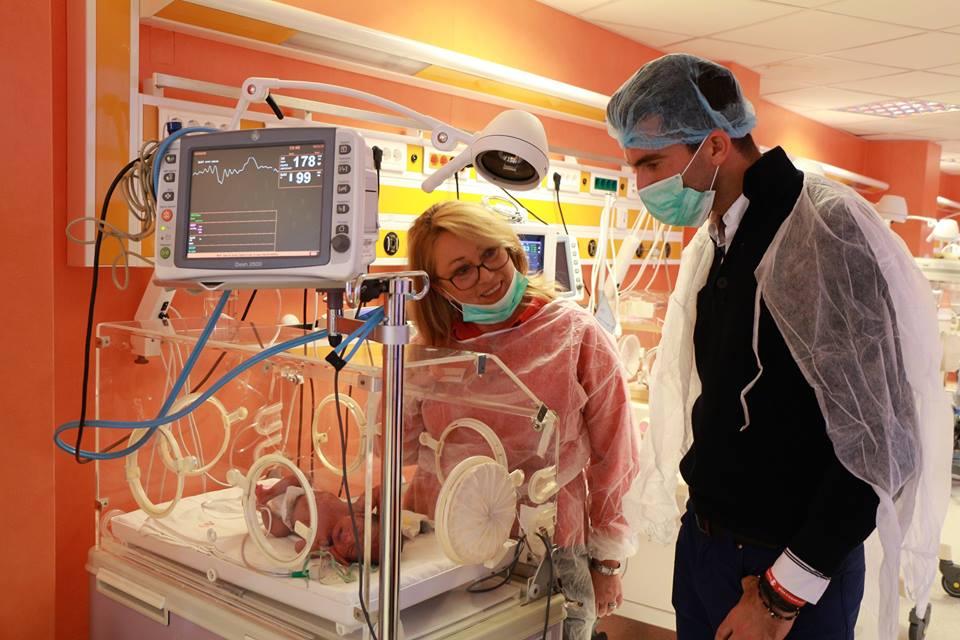 Tenismenul Horia Tecău, gest înduioșător pentru Spitalul Județean de Urgență Constanța