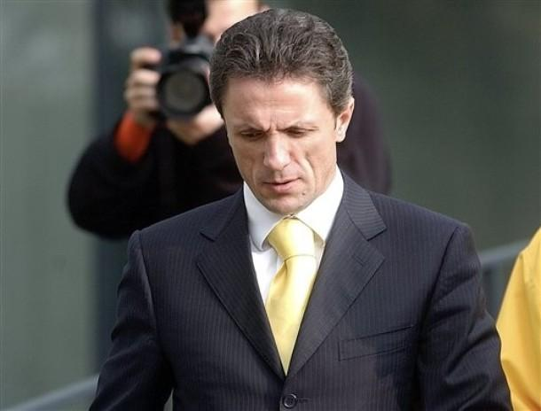 Gică Popescu, prima apariţie publică după ieşirea din închisoare