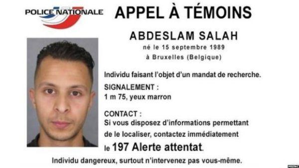Atentate la Paris: Salah Abdeslam a călătorit nestingherit prin Europa pentru a-și aduna teroriști