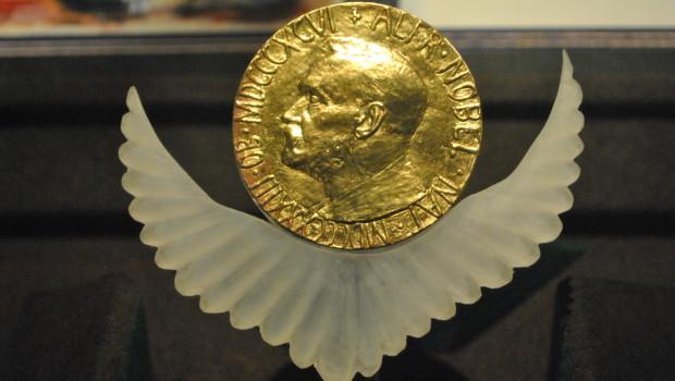 Laureații premiului Nobel pentru Pace au fost decorați