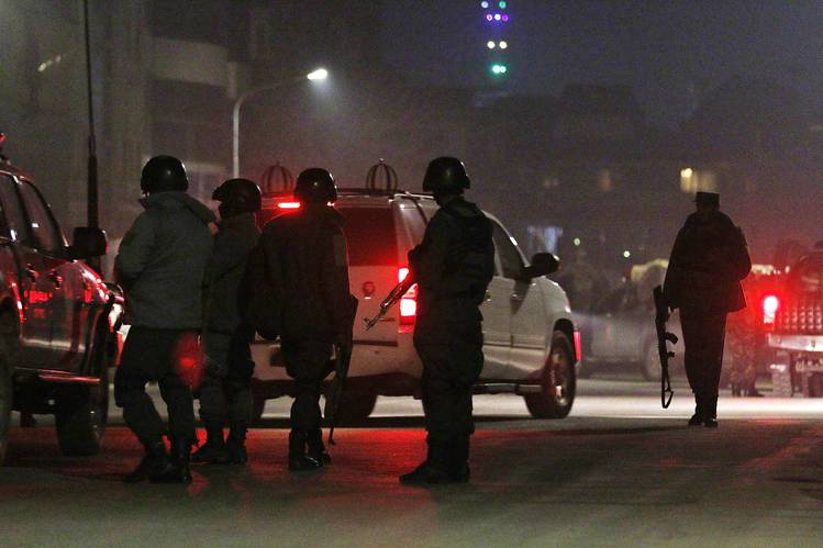 Atac armat împotriva Ambasadei Spaniei la Kabul