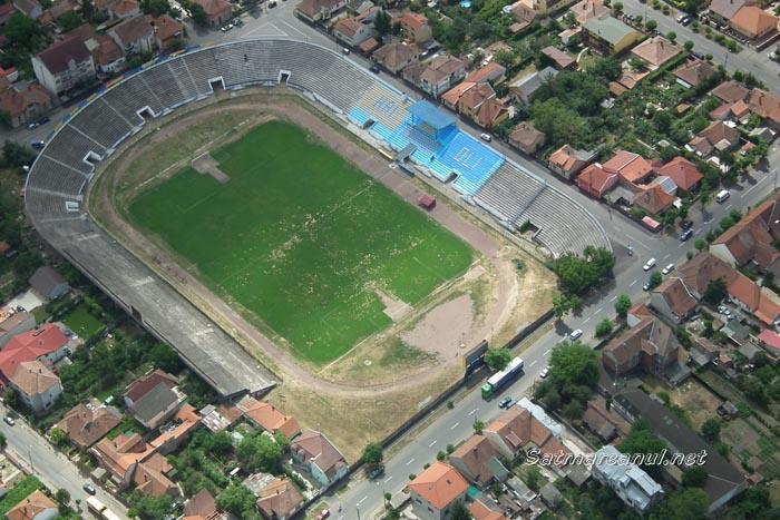 Stadion noude 16 milioane de euro la Satu Mare. Lucrările ar putea începe în 2016