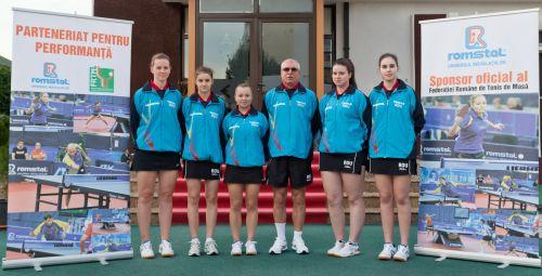Naţionala de junioare de tenis de masă a luat bronzul la Mondiale