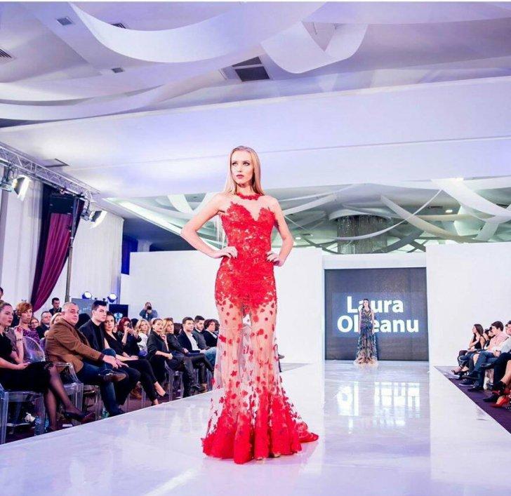 O moldoveancă a câștigat Miss România 2015