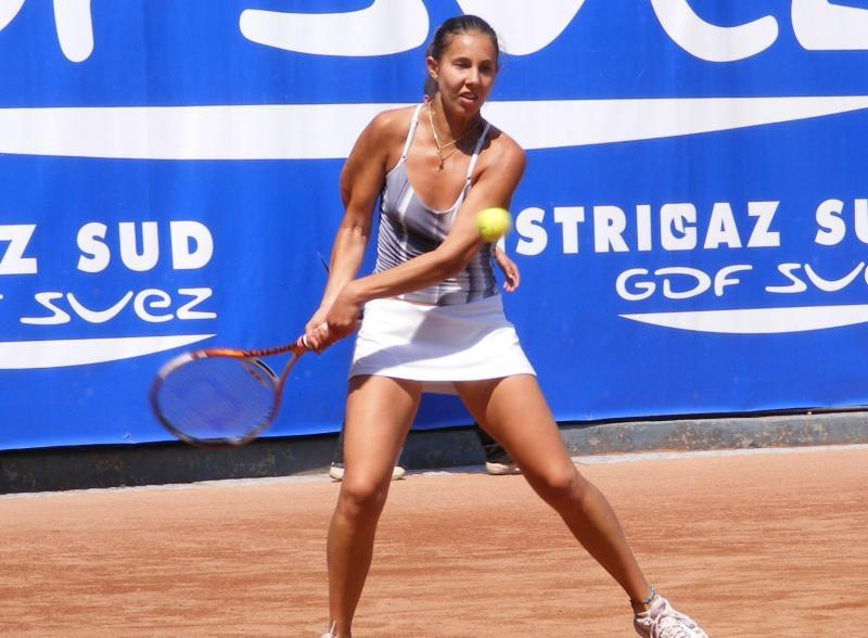 Mihaela Buzărnescu, în semifinale la Toyota