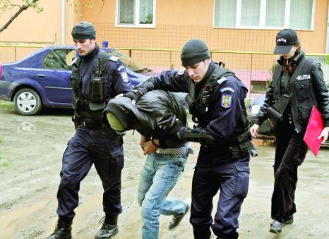 Suspectul în cazul uciderii vânzătoarei din Constanţa a fost prins la Sibiu
