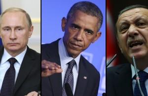 Obama a devenit arbitrul conflictului dintre Rusia si Turcia