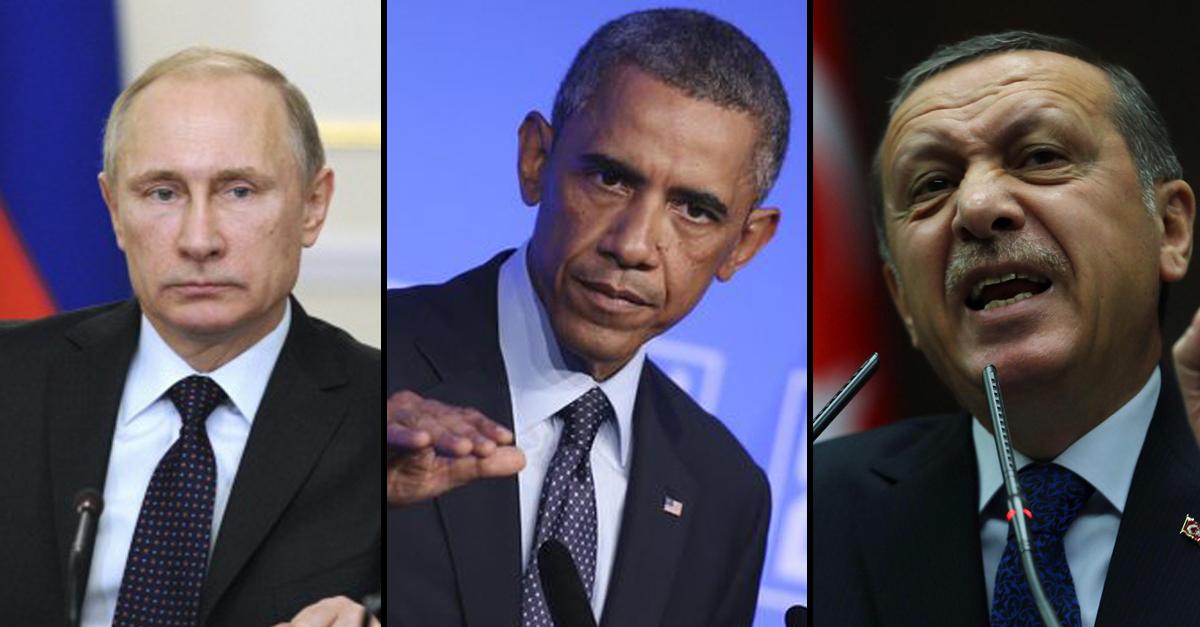 Obama a devenit arbitrul conflictului dintre Rusia și Turcia