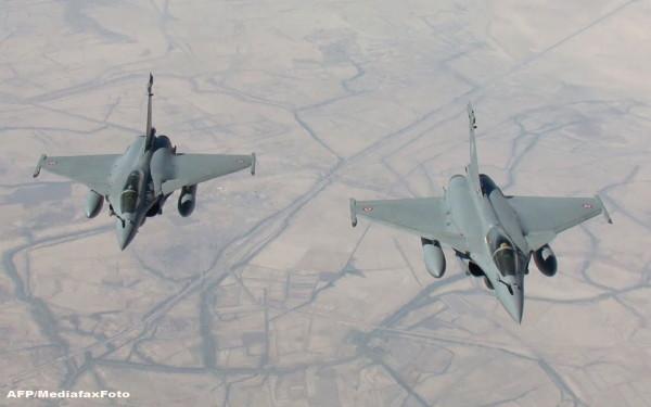 Marea Britanie a efectuat primele raiduri aeriene în Siria