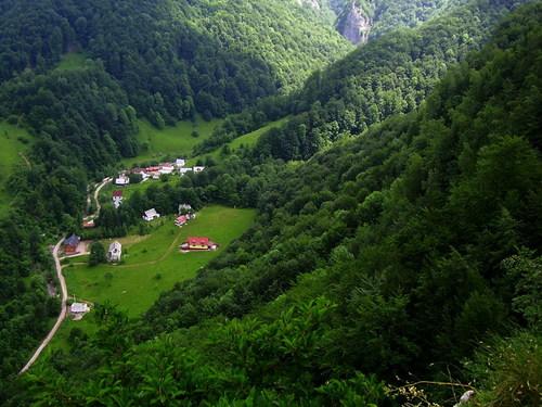 Doar câteva dintre cele mai frumoase locuri din România